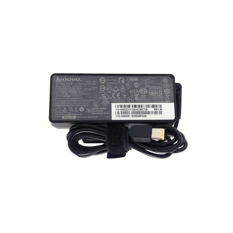 Genuine 90W Lenovo Thinkpad L440 20AT0032IW AC Adapter Charger Power Supply